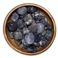 Iolite - Tumbled - Medium