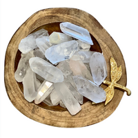 Quartz, Clear - Raw