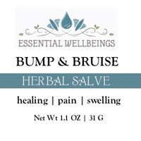 Bump & Bruise Herbal Salve