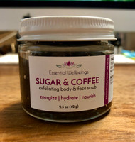 Sugar & Coffee - exfoliating body & face scrub