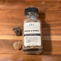 Frankincense & Myrrh Resin