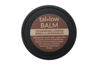 Cedarwood, Juniper Berry & Lemongrass - Tallow Balm