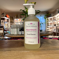 Rejuvenate Facial Cleanser - cleanse | balance | hydrate