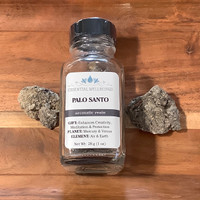 Palo Santo Resin
