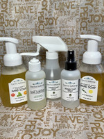 Keep Clean Bundle + Free 4 oz Disinfectant Spray