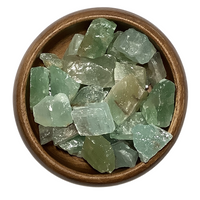 Emerald Green Calcite - Raw