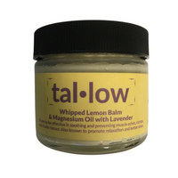 Whipped Magnesium Tallow Balm