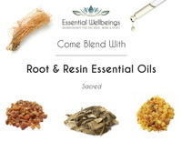 Roots & Resins Essential Oil Blending Class