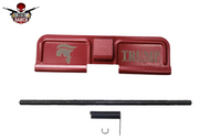 AR-15 TRUMP DUST COVER (RED)
