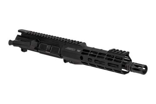 """AERO PRECISION M4E1 COMPLETE 8"""" 300 AAC BLACKOUT PISTOL UPPER ASSEMBLY"""