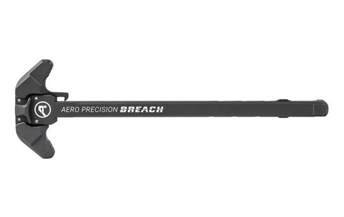 AERO PRECISION AR10 BREACH SMALL LEVER AMBIDEXTROUS CHARGING HANDLE (BLACK)