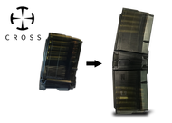 CROSS INDUSTRIES CROSS MAG 10/10 ROUND (CM10-AR15P-55645-BLK)