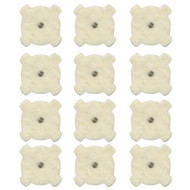 OTIS TECHNOLOGY AR-15 STAR CHAMBER CLEANING PADS (12 PACK)