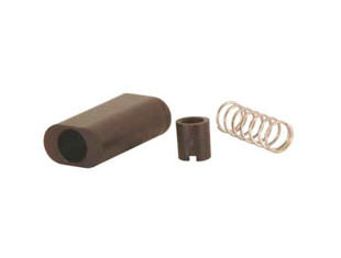 This AR-15 Bullet Button ® can be used on all AR-15 type rifles and AR-10 rifles using a stock AR-15 button. A bullet tip can be used as the tool. It is made of billet aluminum and anodized.