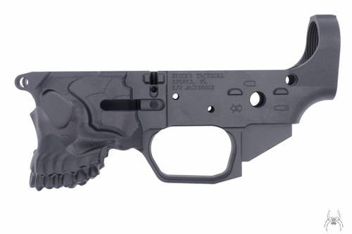 """Spike's Tactical """"THE JACK"""" AR-15 Stripped Lower Receiver"""