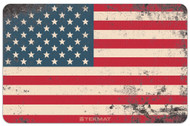 TEKMAT OLD GLORY US FLAG 11''x17'' GUN CLEANING MAT