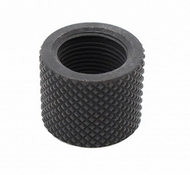 DD'S RANCH AR-15 1/2x28 KNURLED THREAD PROTECTOR FOR .750 BARRELS