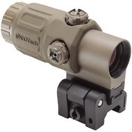 EOTECH GEN III 3X MAGNIFICATION TAN SWITCH TO SIDE MOUNT