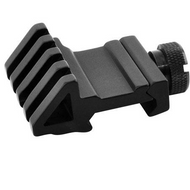 "NcSTAR 45 DEGREE OFF-SET RAIL MOUNT (RAIL 1.8"")"
