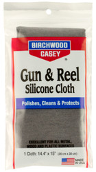 BIRCHWOOD CASEY GUN & REEL SILICONE CLOTH 14.4X15 (1 PACK)