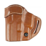 BLACKHAWK! COMPACT LEATHER HOLSTER GLOCK 17/19/22/23/26 (RH)