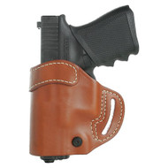 BLACKHAWK! COMPACT LEATHER HOLSTER GLOCK 20/21 (RH)