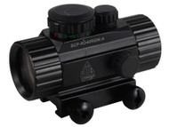 UTG 1X30 TACTICAL DOT SIGHT (38MM, GREEN & RED DOT)