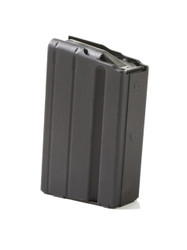ASC AR-15 6.8 SPC 5 ROUND MAGAZINE WITH STAINLESS STEEL BODY & GRAY ANTI-TILT FOLLOWER
