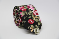 Night Rose Necktie