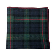 Scottish Plaid Pocket Square