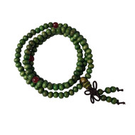 Green Sandalwood Bracelet