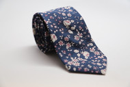 Vineyard Floral Necktie