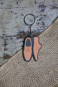 HB Shoes Key Chain