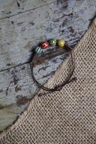 Morocco 4 Bead Bracelet