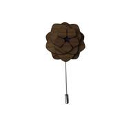 All Wood Lapel Pin