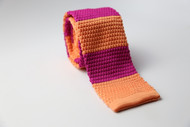 Bright Vibe Knit Necktie