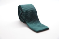 Forest Knit Necktie