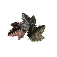 Three Leaves Lapel Pin