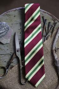 Bobby Stripe Necktie