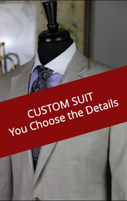 Custom Suit (Made to Measure)