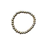 Gold Ball Bracelet