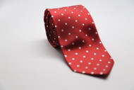 Berry Dot Necktie