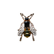 Killer Bee Lapel Pin