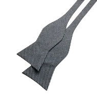Black Tooth Bow Tie