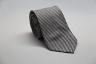 Black Houndstooth Necktie
