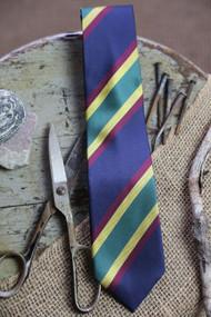 Detroit Stripe Necktie