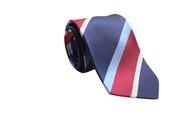 Grosse Pointe Stripe Necktie