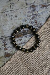 Black & Gold Ancient Bracelet