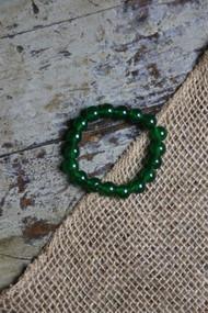 Green Emerald Bracelet