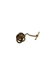 Gold Twist Tie Pin